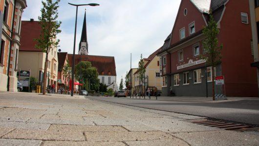 Schwabmünchen Fuggerstraße