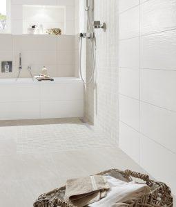 ENGERS-Baita kreide-beige Dusche