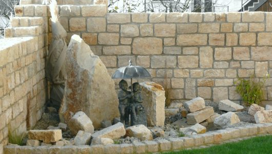 Steintrends Meskalith Mauersteine