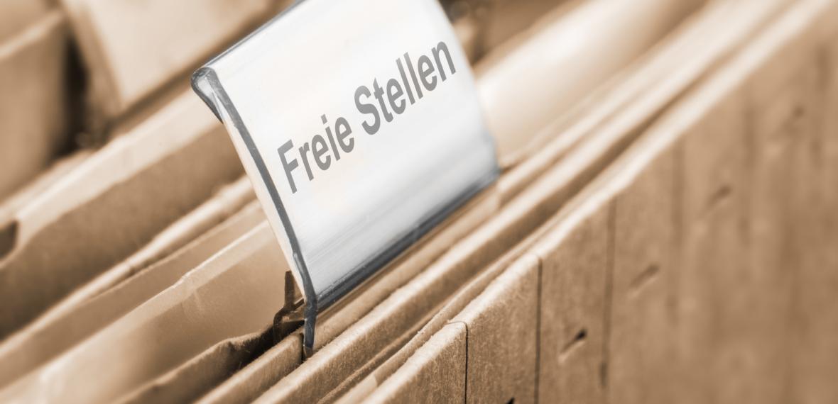 Jobs und Freie Stellen
